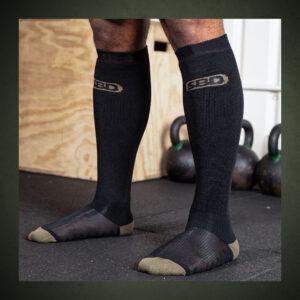 Enduro-Deadlift-Sock